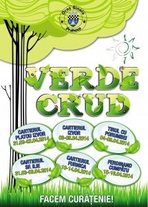 Afis VERDE CRUD 2014