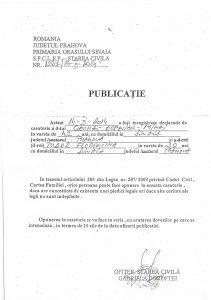 Publicatie_casatorie_Cernat_Octavian_Miha