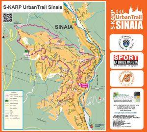 harta Skarp Urban trail